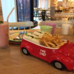 Petit 5 – A luxurious adult kids cafe