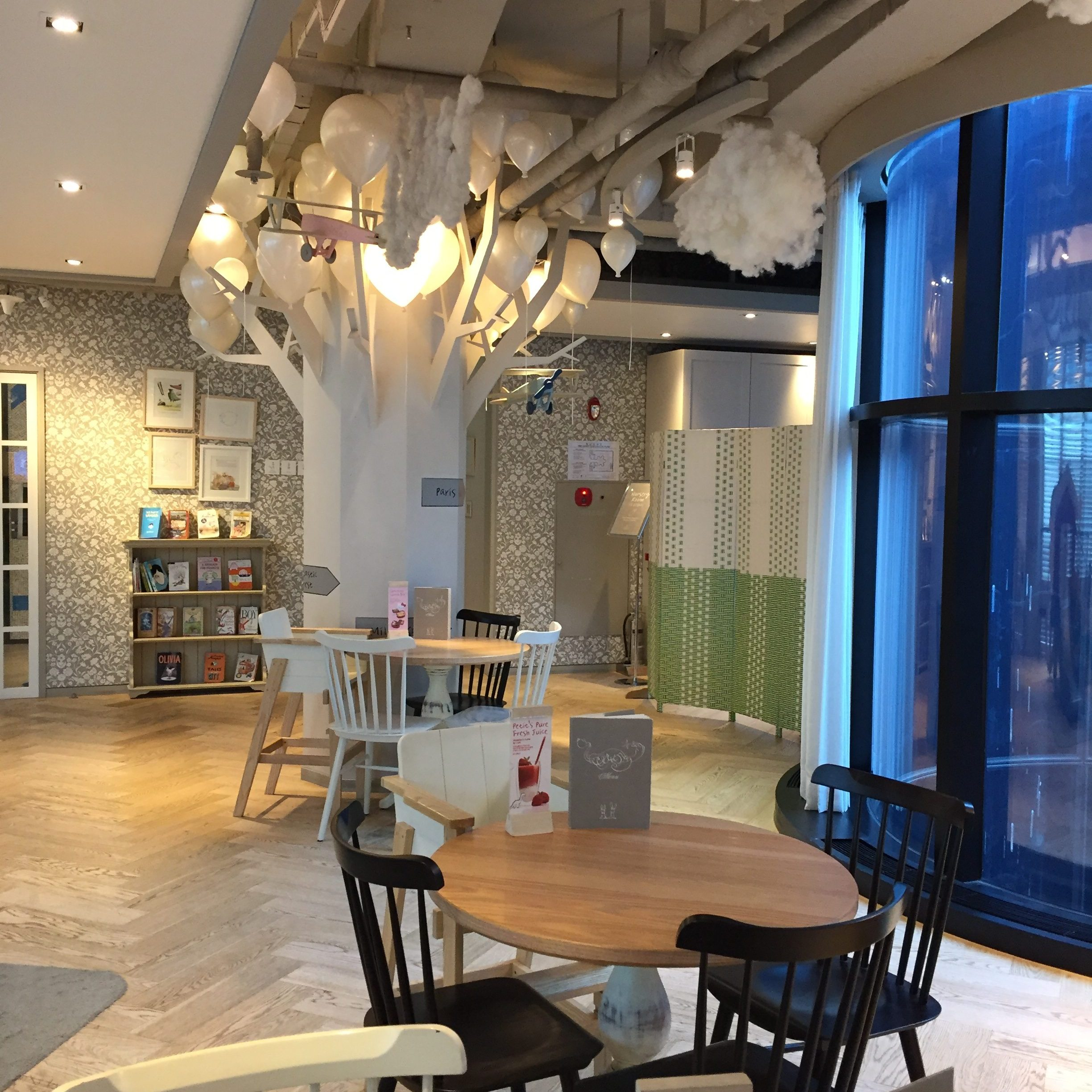 Best kids cafe Seoul